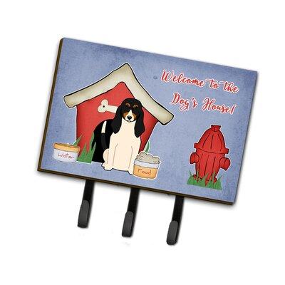Dog House Swiss Hound Leash or Key Holder