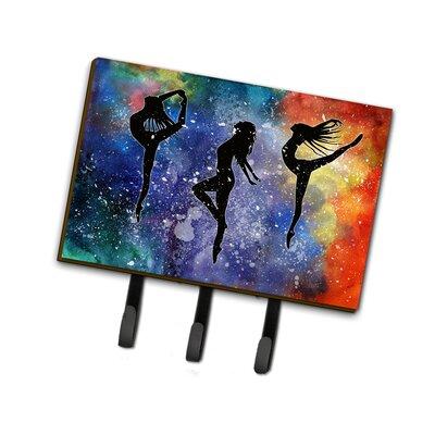 Dancers Leash or Key Holder