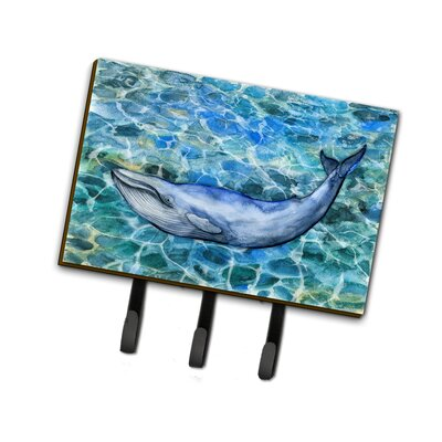 Humpback Whale Leash or Key Holder
