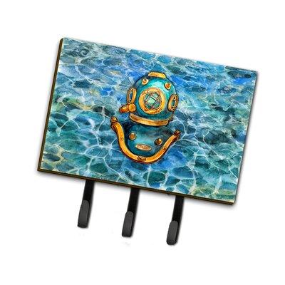 Deep Sea Diving Helmet Leash or Key Holder