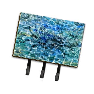 Crab Under Water Leash or Key Holder
