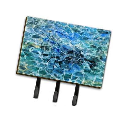 Shrimp Under Water Leash or Key Holder