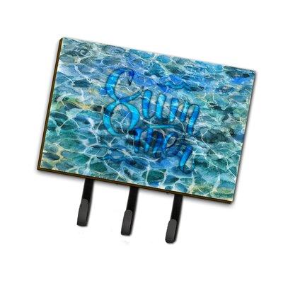 Summer Under Water Leash or Key Holder