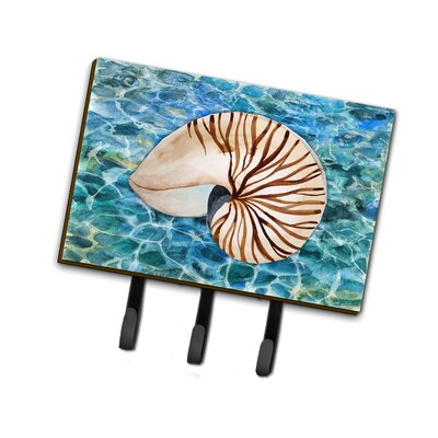 Sea Shell and Water Leash or Key Holder