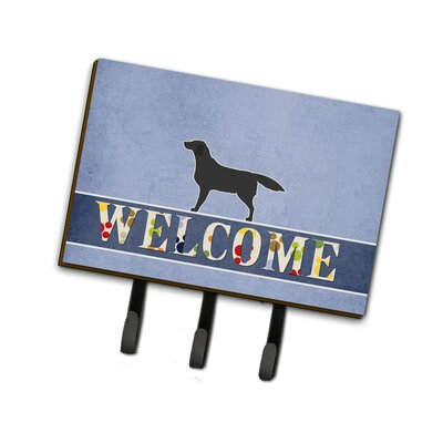 Labrador Retriever Welcome Leash or Key Holder