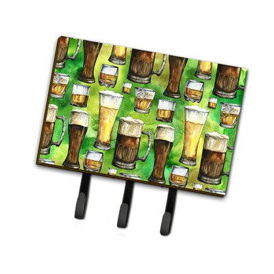 Irish Beers Leash or Key Holder