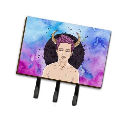 Taurus Zodiac Sign Leash or Key Holder