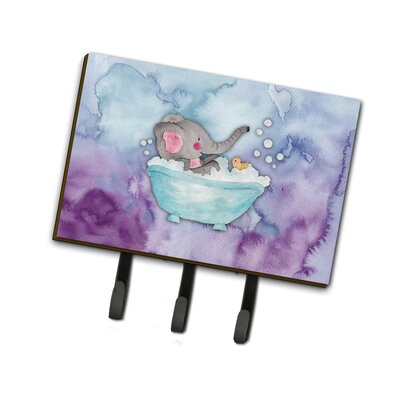 Elephant Bathing Leash or Key Holder