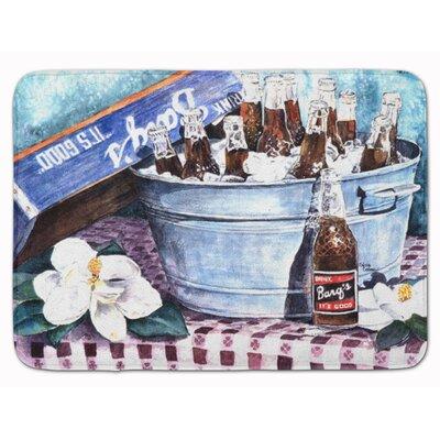 Barq's and Old Washtub Memory Foam Bath Rug
