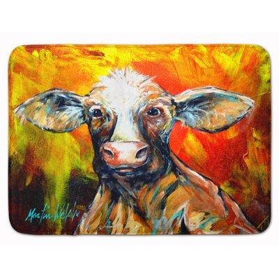 Another Happy Cow Memory Foam Bath Rug