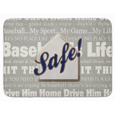 Safe at Home Memory Foam Bath Rug