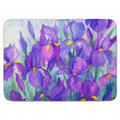 Iris Memory Foam Bath Rug