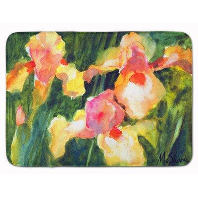 Orchid Memory Foam Bath Rug