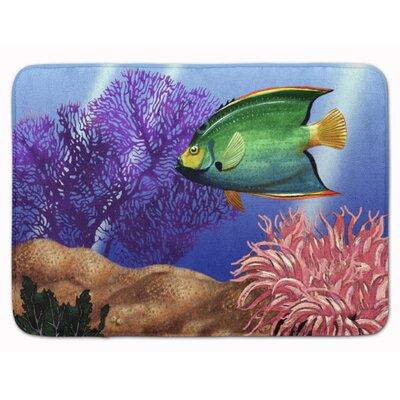 Undersea Fantasy 2 Memory Foam Bath Rug