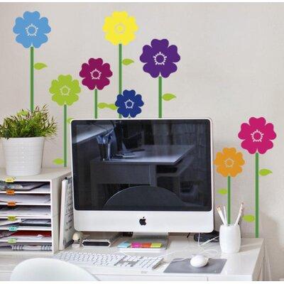 Imagicom Flowers Wall Sticker