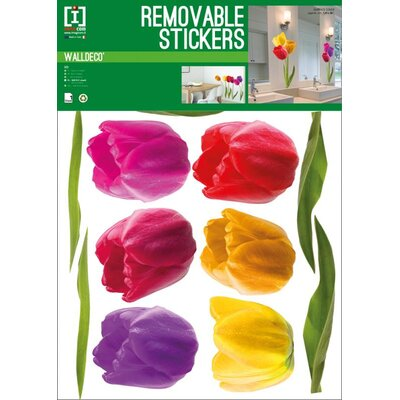 Imagicom Tulip Wall Sticker