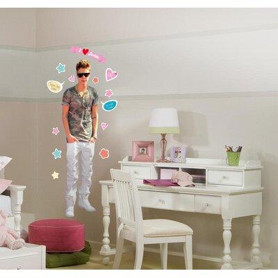 Imagicom Justin Bieber Wall Sticker