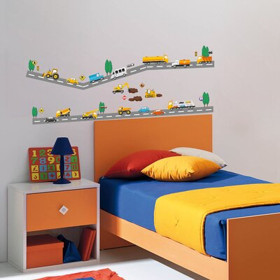 Imagicom Cars Wall Sticker