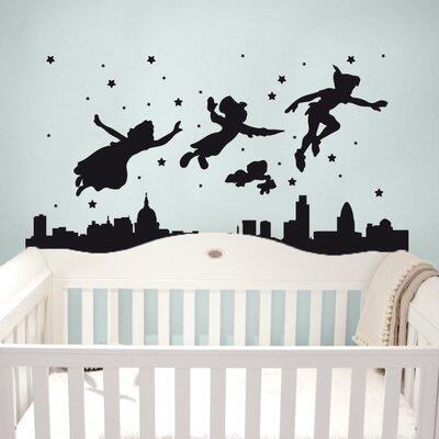 Imagicom Peter Pan Wall Sticker
