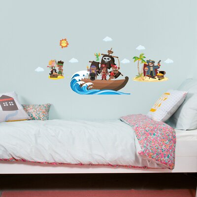 Imagicom Pirates Wall Sticker