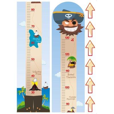 Imagicom Pirate Meter Wall Sticker