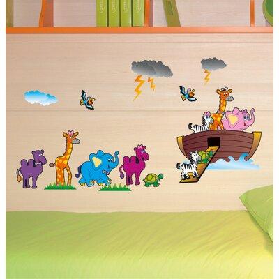 Imagicom Noah's Ark Wall Sticker