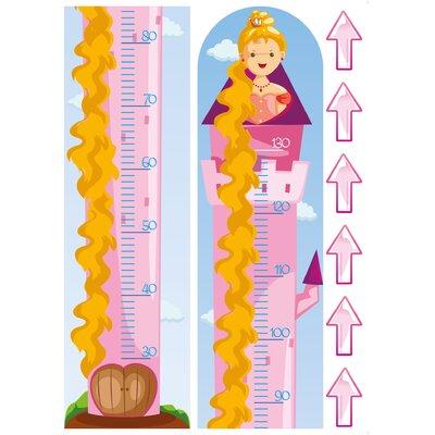 Imagicom Princess Meter Wall Sticker