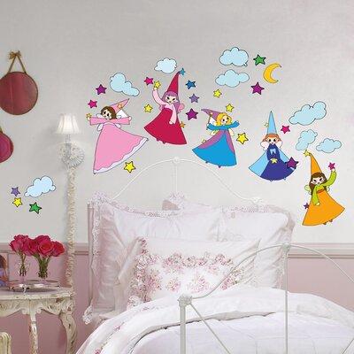 Imagicom Fairies Wall Sticker