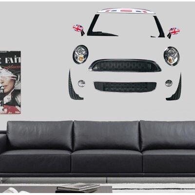 Imagicom Mini Cooper Wall Sticker