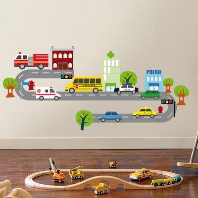 Imagicom Traffic Wall Sticker