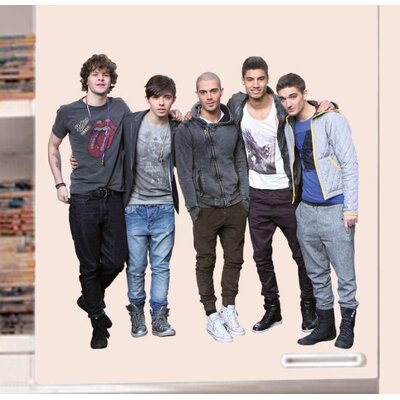 Imagicom The Wanted Wall Sticker