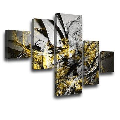 LanaKK Grow Graphic Art on Canvas Set