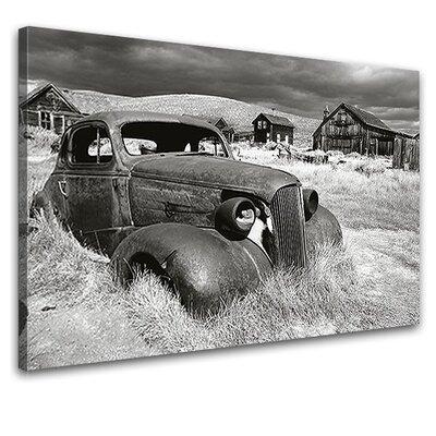LanaKK Barn Treasure Photographic Print on Canvas