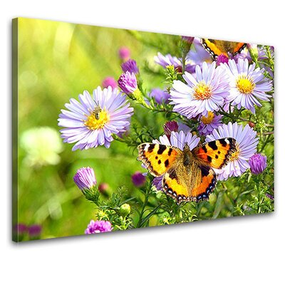 LanaKK Summer Photographic Print on Canvas