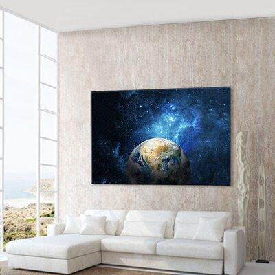 LanaKK Earth Photographic Print on Canvas
