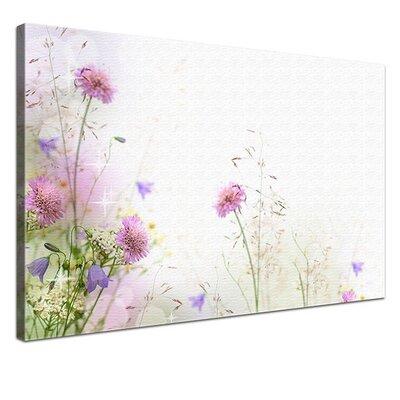 LanaKK Florets Photographic Print on Canvas