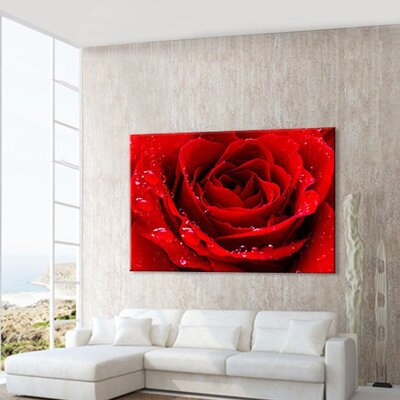 LanaKK Love Photographic Print on Canvas