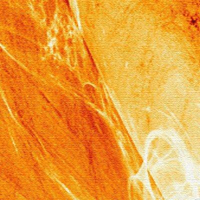 LanaKK Graph Fire 3 Piece Graphic Art on Canvas Set