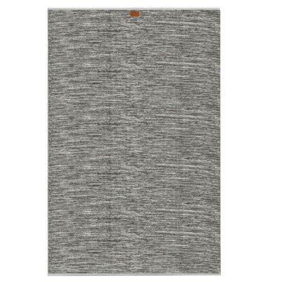 Hawke&Thorn Hand-Woven Grey Area Rug