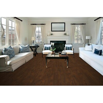 "Dalton Ridge 5"" x 51"" x 8mm Laminate Flooring in Rustic Oak"