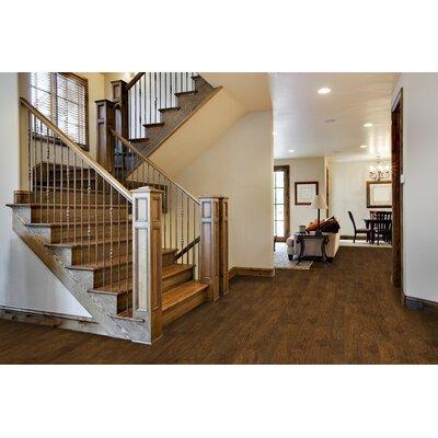 "Dalton Ridge 5"" x 51"" x 8mm Laminate Flooring in Appalachian Hickory"
