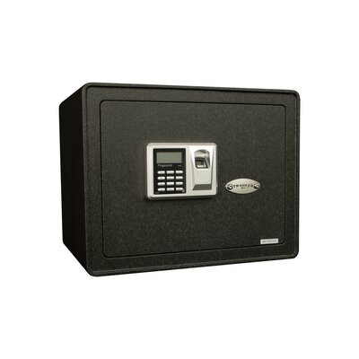 "Security Safe Size: 11.75"" H x 15"" W x 11.88"" D"