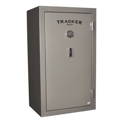 "Gun Safe Lock Type: High Security Electronic, Size: 59"" H x 34"" W x 25"" D"