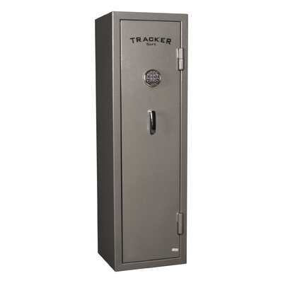 8 Gun Safe Lock Type: Electronic Lock