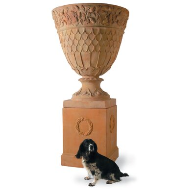 Capital Garden Products Oakleaf Vase