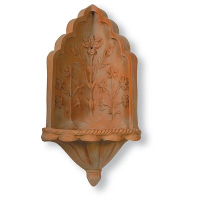 Capital Garden Products Taj Fibreglass Corner Fountain
