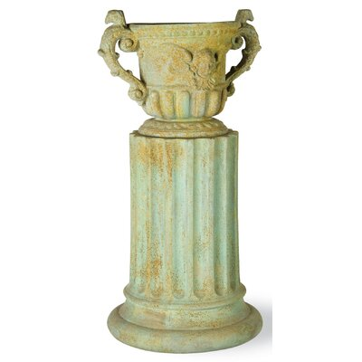 Capital Garden Products Queen Anne Novelty Urn