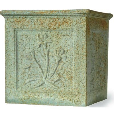 Capital Garden Products Botanical Square Planter