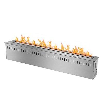 "38"" Smart Burner Bio-Ethanol Fire Pit Table Insert"