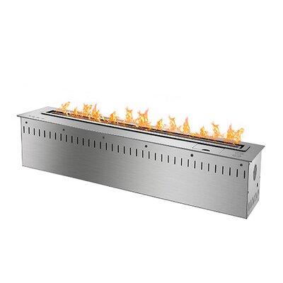 "30"" Smart Burner Bio-Ethanol Fire Pit Table Insert"